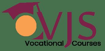 Logo of VJs Vocational Courses Vizag