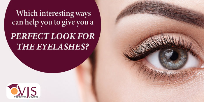 Which interesting ways can help you to give you a perfect look for the eyelashes